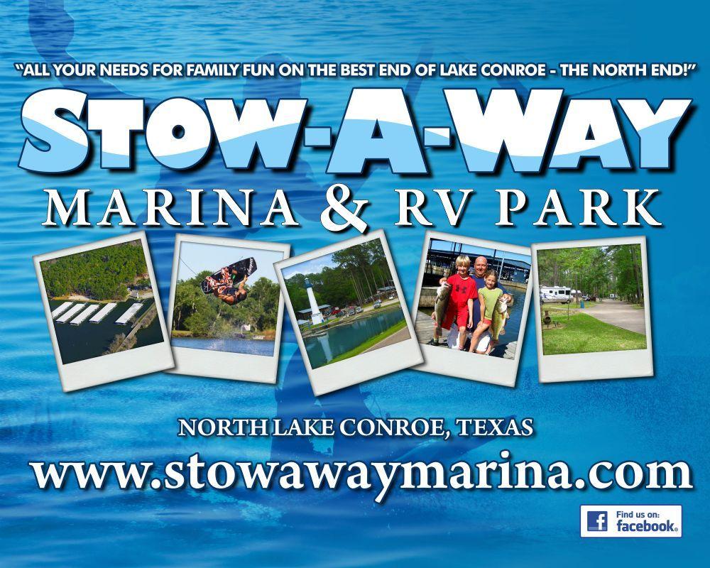 Stow A Way Marina Amp Rv Park Campground Near Lake Conroe