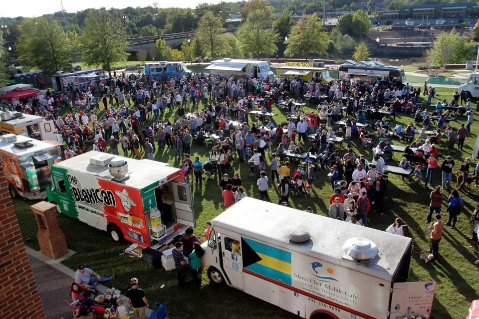Food Truck Park Atlanta Festival