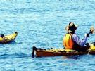 Paddling Belton Lake