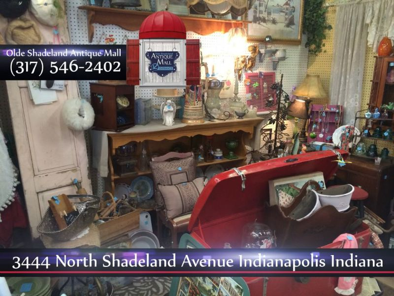 View Slideshow Photos. Olde Shadeland Antique Mall