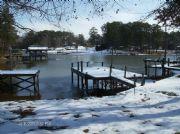 Weiss LakeLake Weiss snow