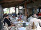 Rogersville Chamber breakfast at Bay Hill Marina's Captain's Table Restaurant