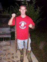 Lake MartinRockford Snakes 1