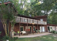 Pinecrest Place Lakeside Cabin Ready for Summer
