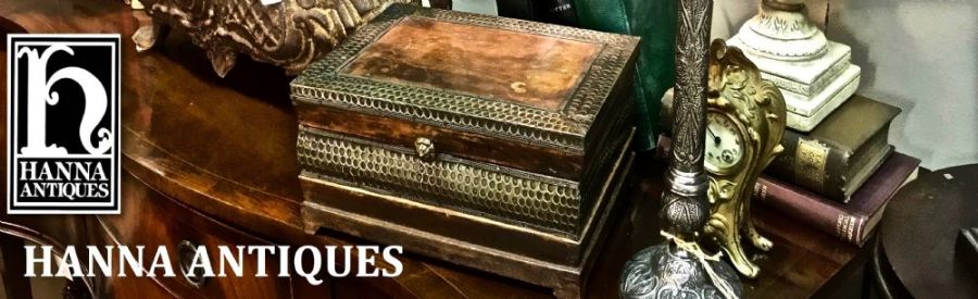 Voted Best Antique Shop in Birmingham - Hanna Antiques Mall