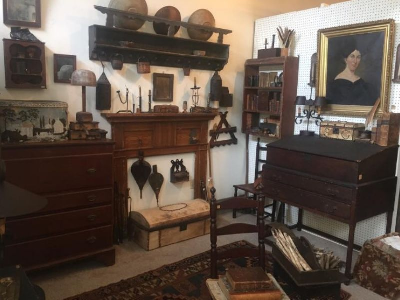 American Harvest - American Harvest Antiques And Time's Designs