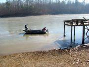 Weiss LakeJan. 2010 Ice