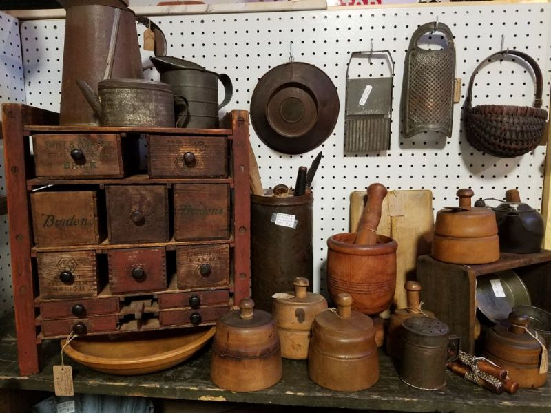 homestead antique mall
