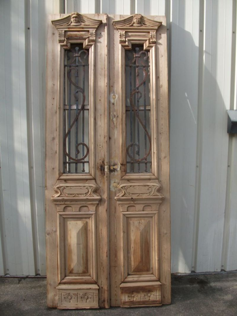 Fancy Double Doors from France - Slideshow Photos – Ole Fashion Things