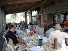 Rogersville Chamber breakfast at Bay Hill Marina's Captain's Table Restaurant