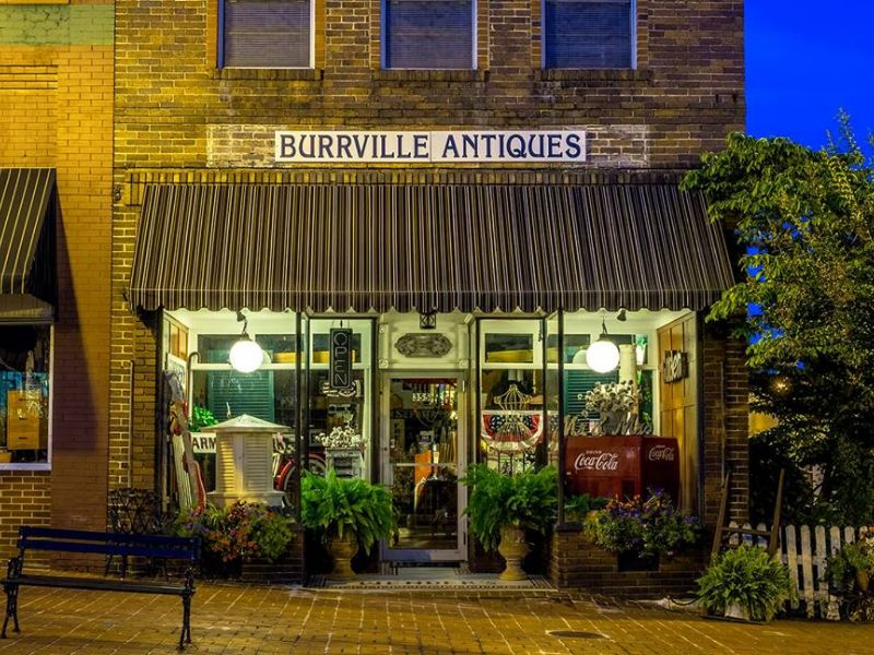 Image result for clinton antique trail
